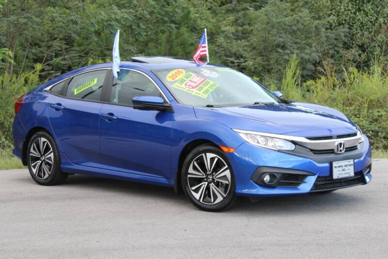 2016 Honda Civic for sale at McMinn Motors Inc in Athens TN