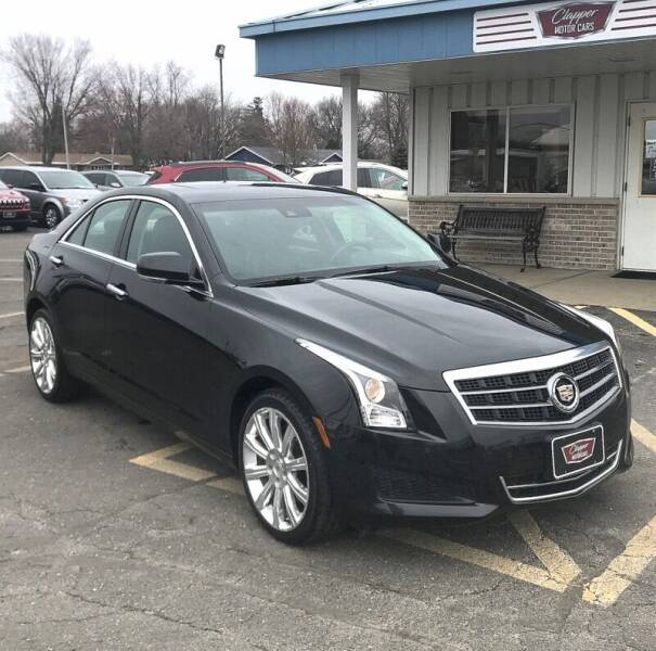 2013 Cadillac ATS for sale at Clapper MotorCars in Janesville WI