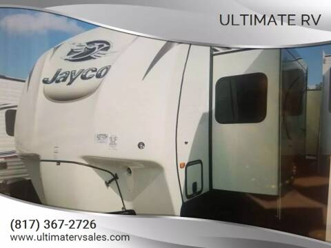 2016 Jayco Eagle338RETS for sale at Ultimate RV in White Settlement TX