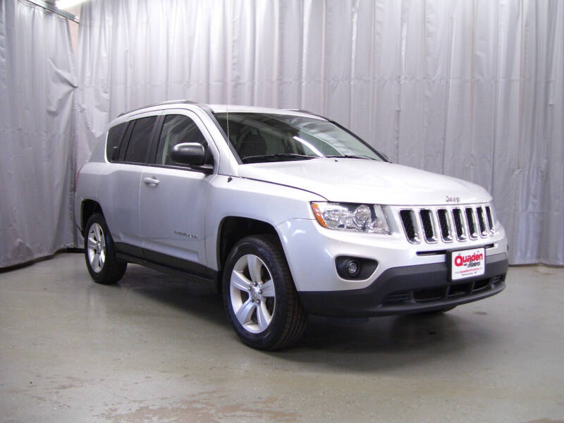 2013 Jeep Compass for sale at QUADEN MOTORS INC in Nashotah WI