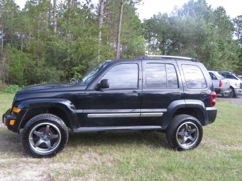 2007 Jeep Liberty for sale at Ward's Motorsports in Pensacola FL