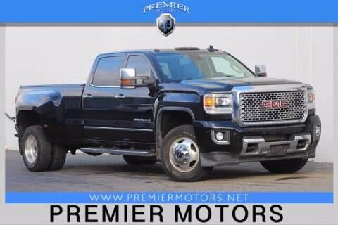 2015 GMC Sierra 3500HD for sale at Premier Motors in Hayward CA