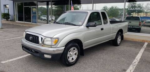 2004 Toyota Tacoma for sale at Carz Unlimited in Richmond VA