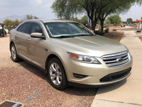 2010 Ford Taurus for sale at All Brands Auto Sales in Tucson AZ