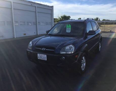 2007 Hyundai Tucson for sale at My Three Sons Auto Sales in Sacramento CA