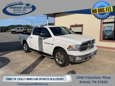 2012 RAM Ram Pickup 1500 for sale at PARKWAY AUTO SALES OF BRISTOL in Bristol TN