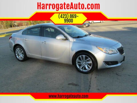 2016 Buick Regal for sale at HarrogateAuto.com in Harrogate TN