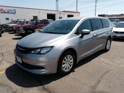2019 Chrysler Pacifica for sale at Tower Motors in Brainerd MN