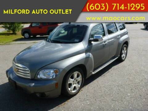 2006 Chevrolet HHR for sale at Milford Auto Outlet in Milford NH