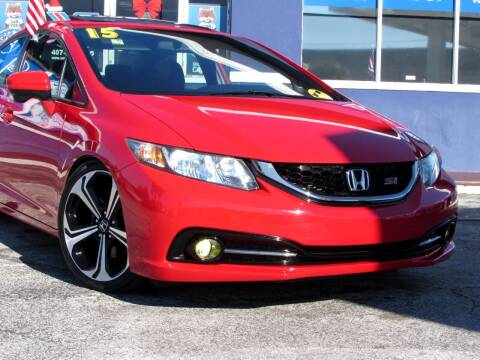 2015 Honda Civic for sale at Orlando Auto Connect in Orlando FL
