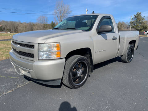 2008 Chevrolet Silverado 1500 for sale at Gary Sears Motors in Somerset KY