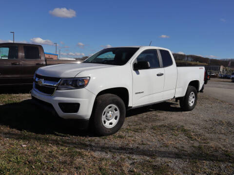 2019 Chevrolet Colorado for sale at Terrys Auto Sales in Somerset PA