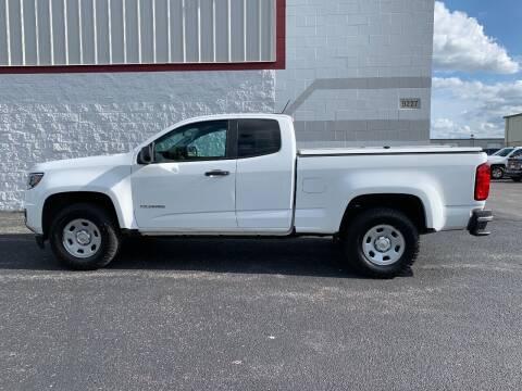 2015 Chevrolet Colorado for sale at Ryan Motors in Frankfort IL