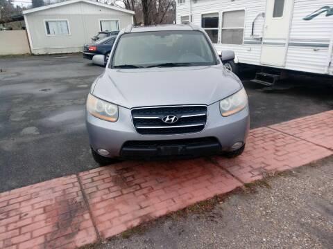 2008 Hyundai Santa Fe for sale at Marvelous Motors in Garden City ID