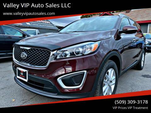 2017 Kia Sorento for sale at Valley VIP Auto Sales LLC in Spokane Valley WA