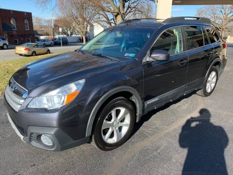 2013 Subaru Outback for sale at On The Circuit Cars & Trucks in York PA