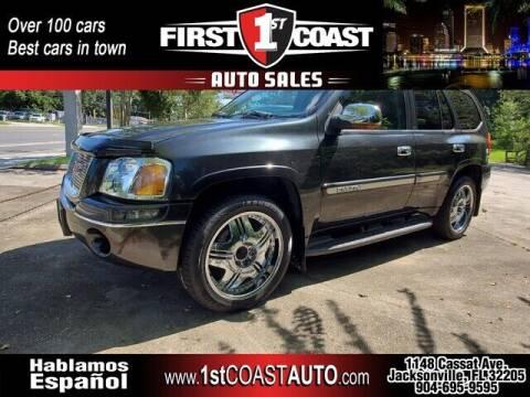 2003 GMC Envoy for sale at 1st Coast Auto -Cassat Avenue in Jacksonville FL