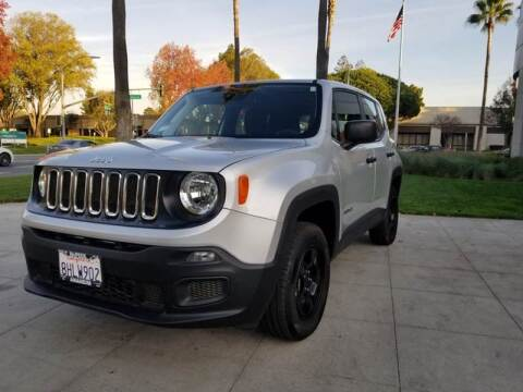 2018 Jeep Renegade for sale at Top Motors in San Jose CA