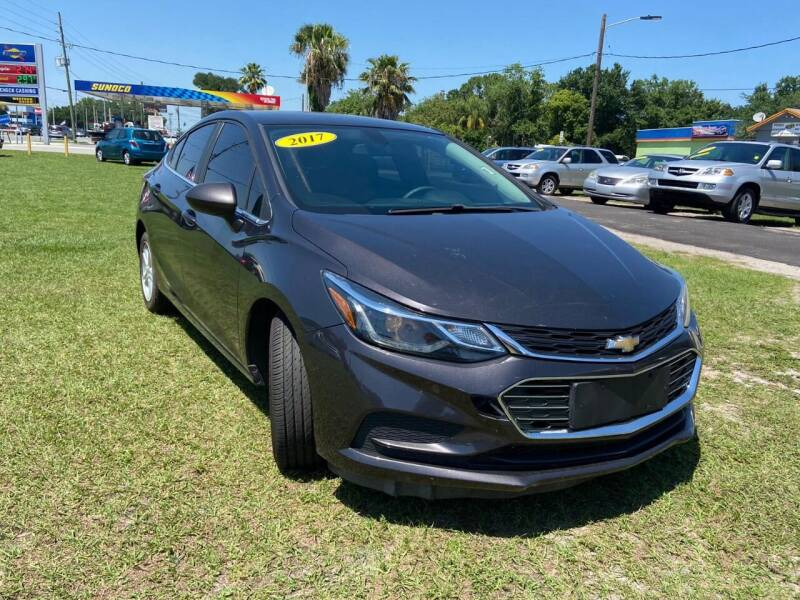 2017 Chevrolet Cruze for sale at Unique Motor Sport Sales in Kissimmee FL