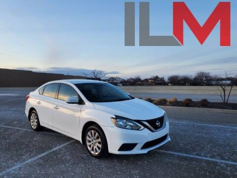 2016 Nissan Sentra for sale at INDY LUXURY MOTORSPORTS in Fishers IN