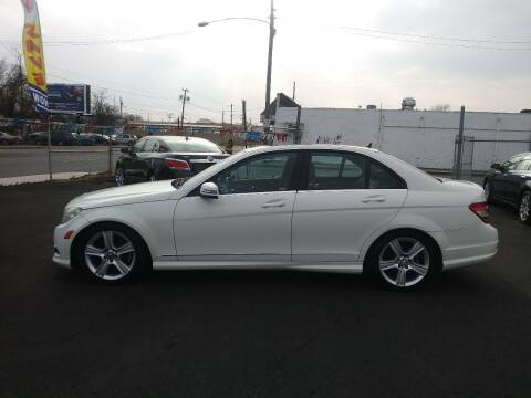 2010 Mercedes-Benz C-Class for sale at 28TH STREET AUTO SALES AND SERVICE in Wilmington DE