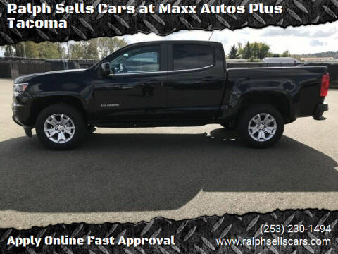 2020 Chevrolet Colorado for sale at Ralph Sells Cars at Maxx Autos Plus Tacoma in Tacoma WA