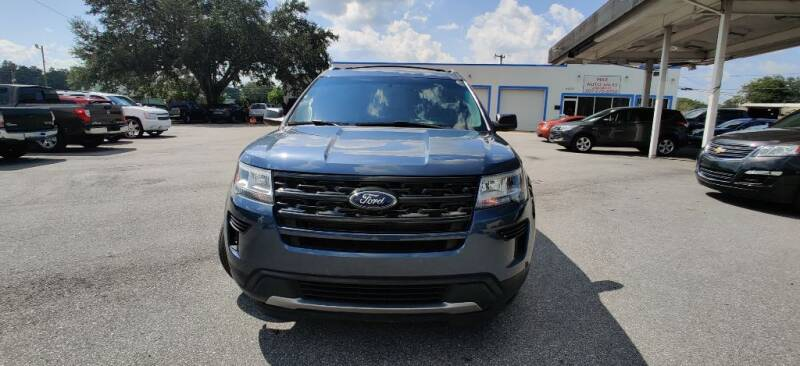 2019 Ford Explorer for sale at Max Auto Sales in Sanford FL