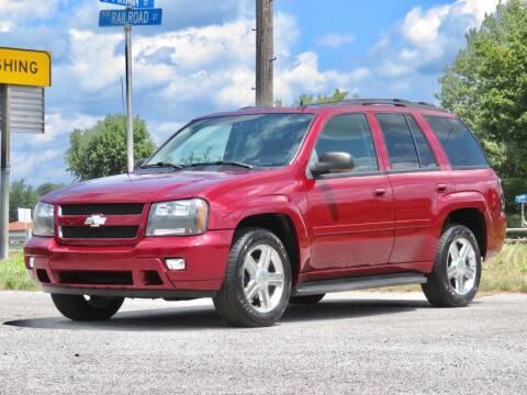 2008 Chevrolet TrailBlazer for sale at Tonys Pre Owned Auto Sales in Kokomo IN
