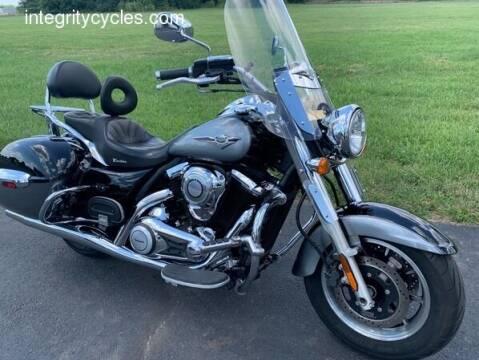 2011 Kawasaki VULCAN 1700 NOMAD for sale at INTEGRITY CYCLES LLC in Columbus OH