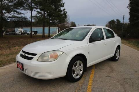 2007 Chevrolet Cobalt for sale at Oak City Motors in Garner NC