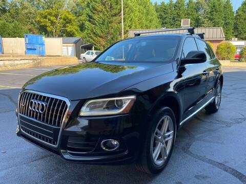 2016 Audi Q5 for sale at Viewmont Auto Sales in Hickory NC