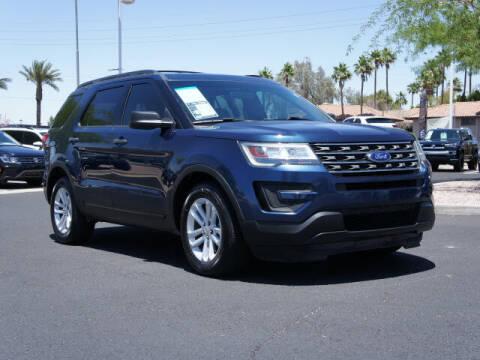 2016 Ford Explorer for sale at CarFinancer.com in Peoria AZ