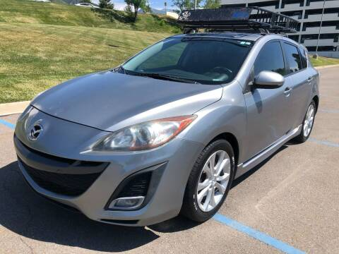 2011 Mazda MAZDA3 for sale at DRIVE N BUY AUTO SALES in Ogden UT