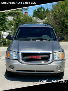 2004 GMC Envoy for sale at Suburban Auto Sales LLC in Madison Heights MI