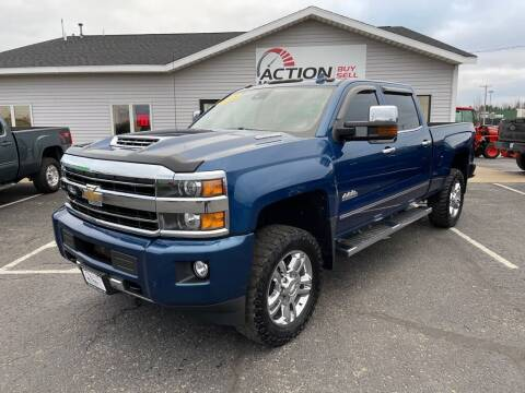 2018 Chevrolet Silverado 2500HD for sale at Action Motor Sales in Gaylord MI