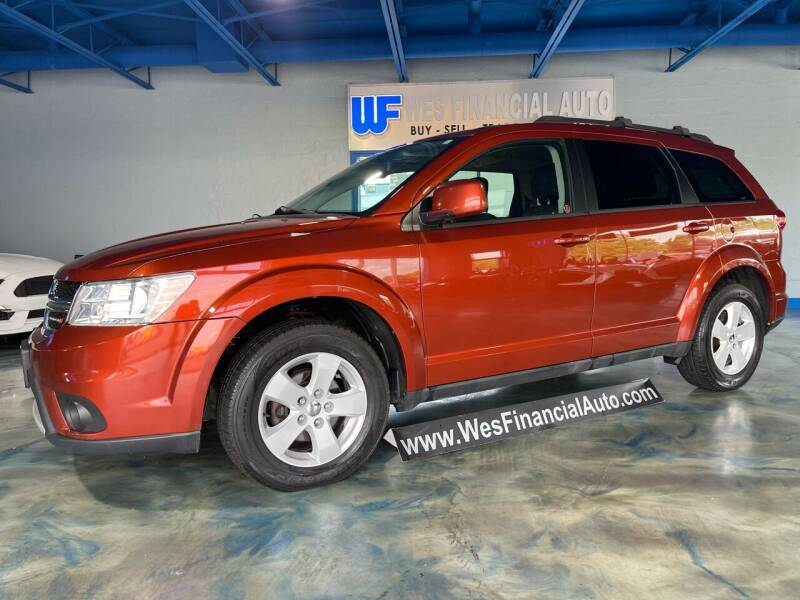 2012 Dodge Journey for sale in Dearborn Heights, MI