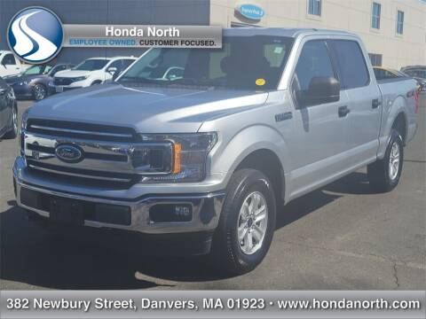 2018 Ford F-150 for sale at 1 North Preowned in Danvers MA