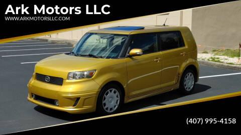 2008 Scion xB for sale at Ark Motors LLC in Winter Springs FL