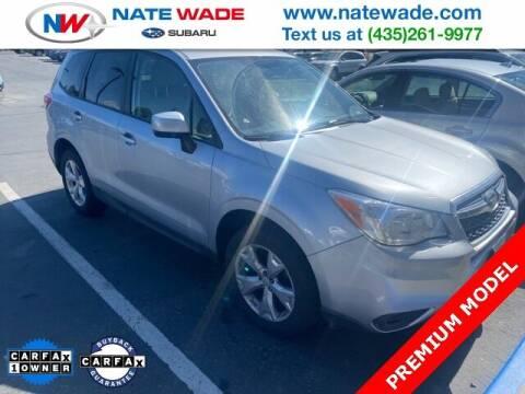 2014 Subaru Forester for sale at NATE WADE SUBARU in Salt Lake City UT