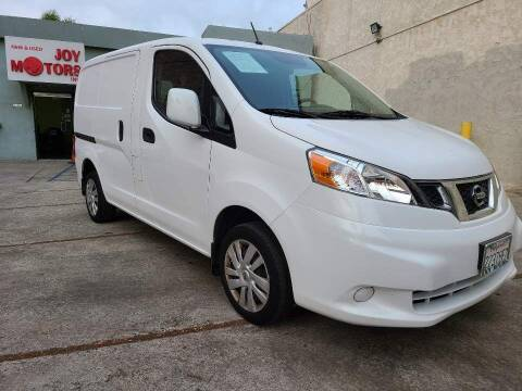 2017 Nissan NV200 for sale at Joy Motors in Los Angeles CA