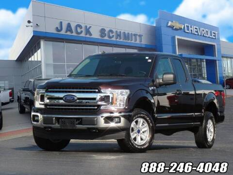 2019 Ford F-150 for sale at Jack Schmitt Chevrolet Wood River in Wood River IL