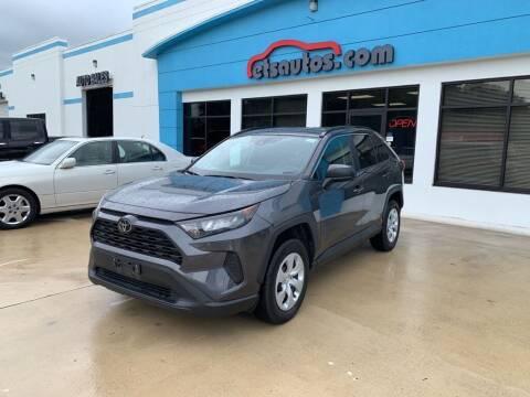 2019 Toyota RAV4 for sale at ETS Autos Inc in Sanford FL