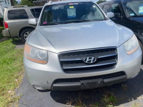 2008 Hyundai Santa Fe for sale at Whiting Motors in Plainville CT