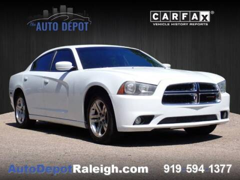 2014 Dodge Charger for sale at The Auto Depot in Raleigh NC