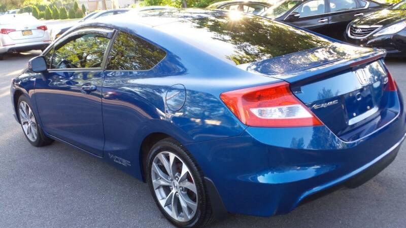 2012 Honda Civic Si 2dr Coupe w/Summer Tires - Albany NY