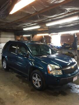 2006 Chevrolet Equinox for sale at Lavictoire Auto Sales in West Rutland VT
