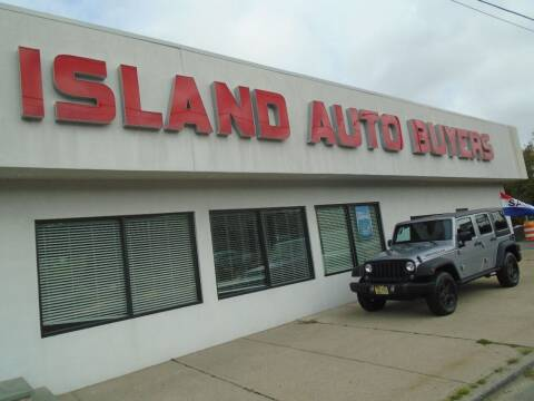 2016 Jeep Wrangler Unlimited for sale at Island Auto Buyers in West Babylon NY