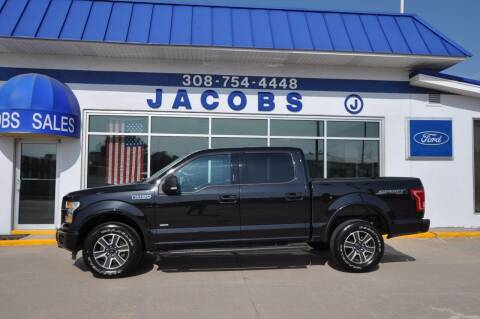 2015 Ford F-150 for sale at Jacobs Ford in Saint Paul NE