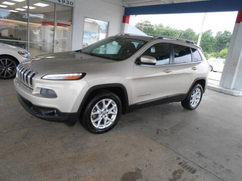 2014 Jeep Cherokee for sale at Auto America in Charlotte NC