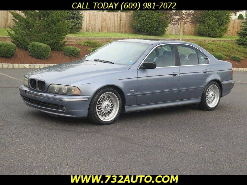 2001 BMW 5 Series for sale at Absolute Auto Solutions in Hamilton NJ